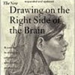 artist drawing on the right side of the brain book